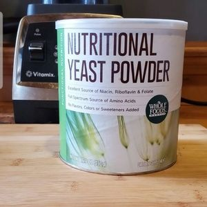 Nutritional Yeast Powder BY WHOLE FOODS